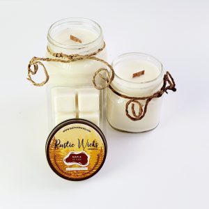 Maple Candle by Rustic Wicks Candle Co.
