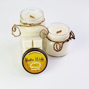 Oatmeal Milk and Honey Candle